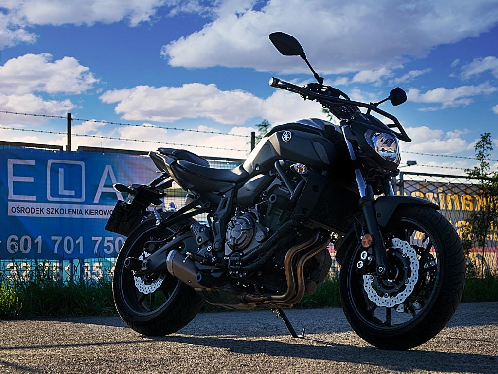 Yamaha MT06